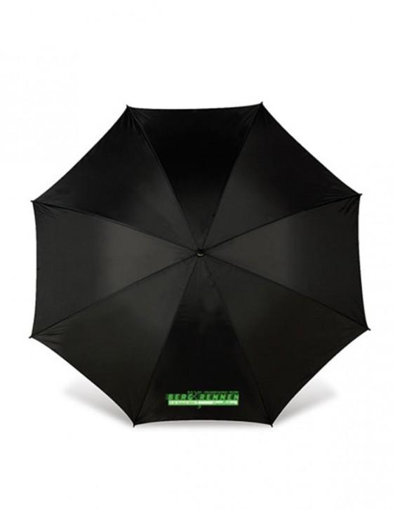 Bergrennen 2021 Regenschirm schwarz