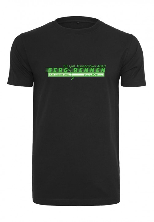 Osnabrücker Bergrennen 2021 T-Shirt schwarz