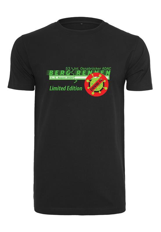 Bergrennen 2020 Corona T-Shirt schwarz Limited Edition Gr.XL