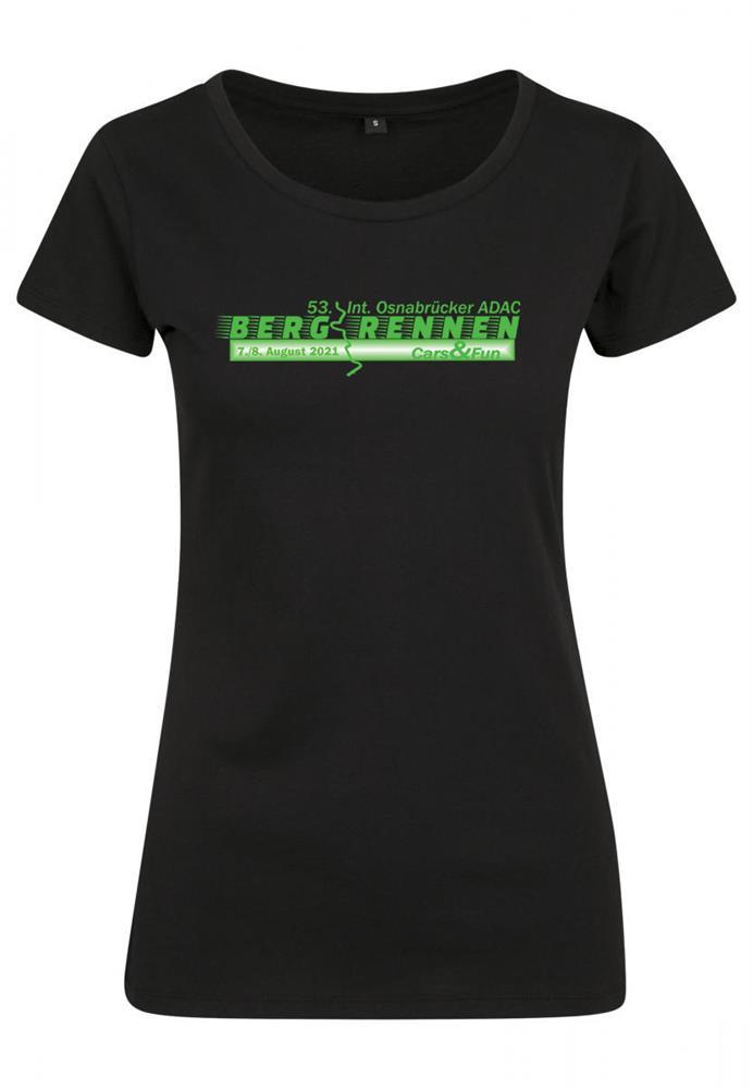 Osnabrücker Bergrennen 2021 Damen T-Shirt schwarz