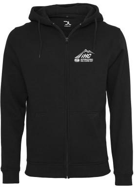 Bergrennen Hoody FIA schwarz XL